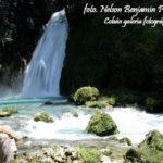 La Majestuosa Catarata de Sachichá en Coban, Guatemala