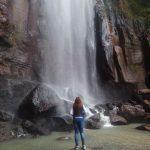 Urlanta la catarata del valle, en Jalapa Guatemala -1