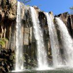 Cataratas de Los Amates en Santa Rosa, Guatemala